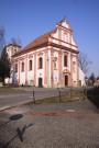 kostel. sv. Valentýn
